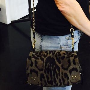 Jerome Dreyfuss Bags - Jerome Dreyfuss Leopard print crossbody